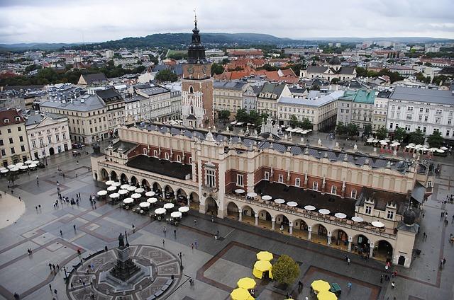 Praca Dla Młodych W Krakowie